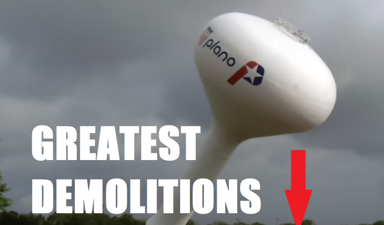 5 Craziest Demolitions Ever? What Do You Think?